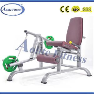 Gym Plate Loaded Macdhine/Integrated Gym Trainer Leg Extension pictures & photos