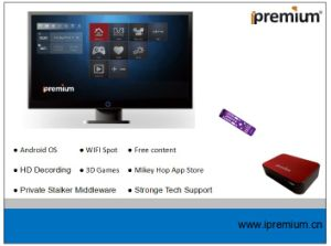 The Best-Selling Android IPTV Box in Franch pictures & photos