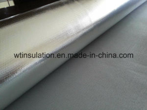 Silica Gel Coated Glass Fiber Coated Aluminum Foil for Auto Engine pictures & photos