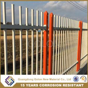 Decorative Metal Garden Fencing with 15 Years Rust Resistance