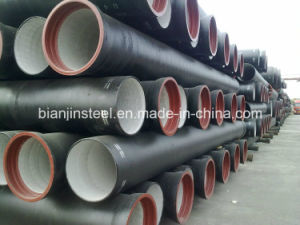 K9 High Quality Ductile Cast Iron Pipe