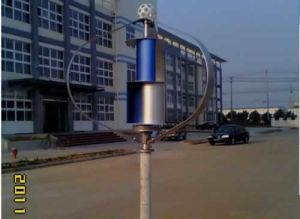 600W Maglev Vertical Wind Turbine Generator with CE Certificate pictures & photos