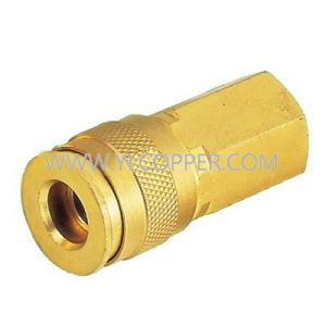Brass Quick Coupling for High Pressure Cleaner pictures & photos