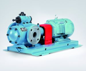 Three Screw Pump Application in Lube Oil System pictures & photos