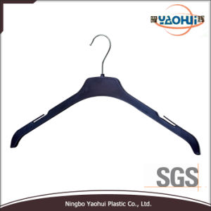 Plastic Suit Hanger with Metal Hook for Display (40cm) pictures & photos