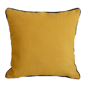 Solid Linen Like Cushion Cover