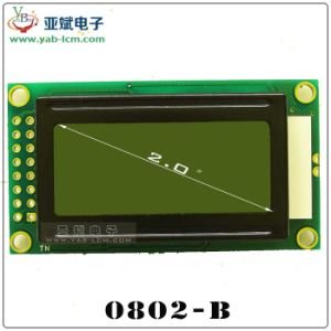 LCD Liquid Crystal Display, 0802 LCD Display Module