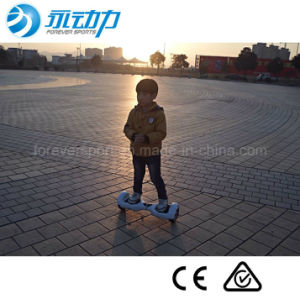 2015 New Smart Self Balancing Stand up Mini Electric Kids Scooter