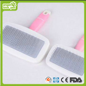 Hot Selling Lovely Pet Grooming Comb (HN-PG392) pictures & photos