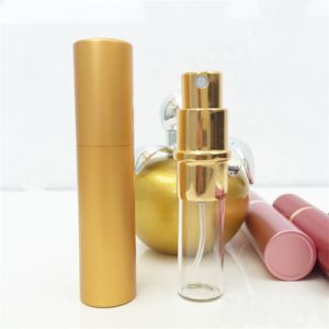 8ml Glass Perfume Bottle with Aluminum Cap pictures & photos