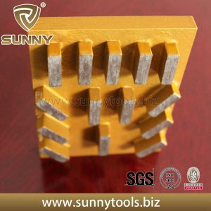 High Quality Sunny Frankfurt Pressed Abrasive Stone Frankfurt pictures & photos