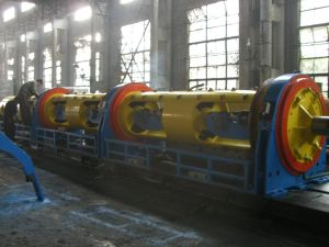 (630/6) Type Tubular Stranding Machine