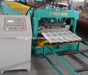 Automatic Tile Roll Forming Machine pictures & photos