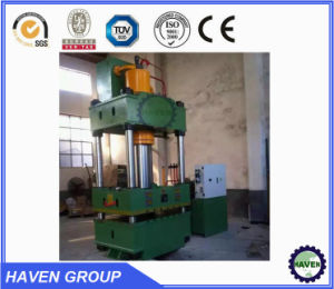 YQ32-630 four column hydraulic press machine pictures & photos