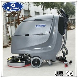 Fs20 Single-Brush Epoxy Cable Battery Floor Scrubber with High Quality pictures & photos