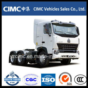 Sinotruck HOWO 6X4 420HP Tractor Truck Trailer Head (ZZ4257V3247N1B) pictures & photos