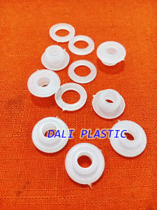 Plastic Button for Shower Curtain