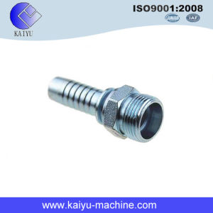 Jb O-Ring Metric Male Hydraulic Hose Fitting pictures & photos