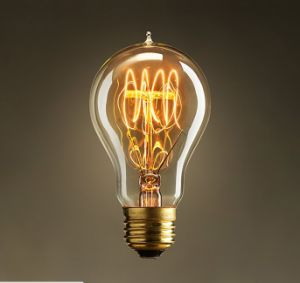 Edison Lamps Vintage Lamps Classical Tungsten Lamp 60W Clear pictures & photos