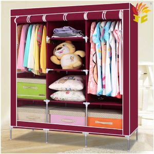 Cheap Fabric Wardrobe Folding