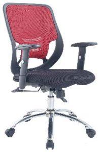 Pleasant Red Black Colors Fashion Backrest Function Armrest Swivel Chair Beatyapartments Chair Design Images Beatyapartmentscom