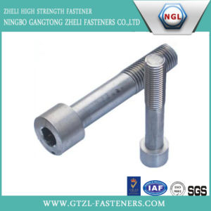 Hexagon Socket Cap Screws Made of Stainless Steel (DIN912) pictures & photos