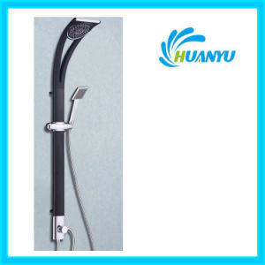 Big Shower Bar Set (HY1001C) pictures & photos
