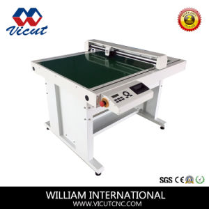 High Precision Cutting Machine Flatbed Cutting Creasing Machine pictures & photos