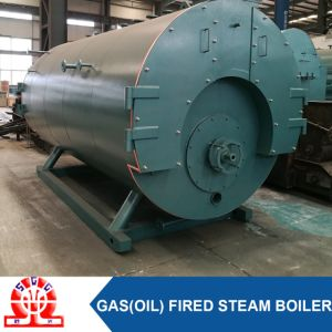Output Steam Three Pass Oil / Gas Horizontal Boiler pictures & photos