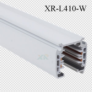 High Quality Aluminium 4 Wires Track of Track Lighting (XR-L410)