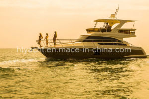 14m Hangtong 46' Luxury Boat Stock Sample Yacht Only 350, 000USD