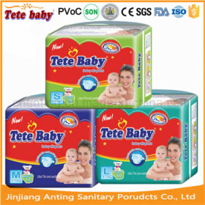 Cheap Product Baby Diaper, Soft Disposable Baby Diapers, Selling Baby Diapers in China pictures & photos