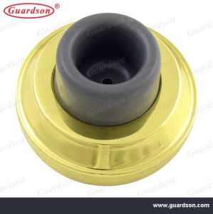 Solid Brass Concave Wall Door Stop (302235) pictures & photos