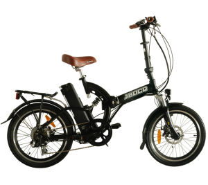 Aluminum Frame & Full Suspension Folding E-Bicycle (JB-TDN05Z) pictures & photos