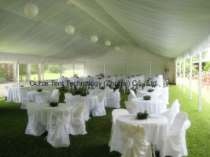 10m Clear Span Beautiful and Romantic Wedding Tent