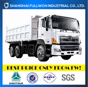 Hino Dump Truck Tht 4596 pictures & photos