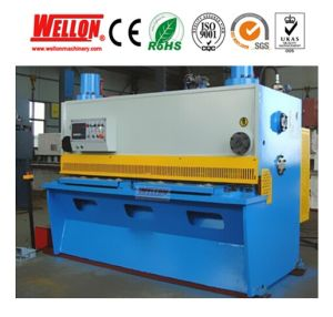 Hydraulic Shearing Machine with CE Approved (Hydraulic Guillotine shearing machine QC11Y series) pictures & photos