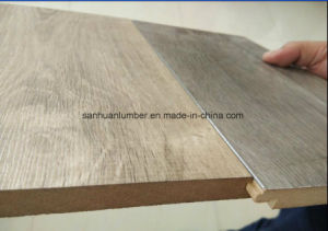 Laminated Flooring with 11 and 12mm Thickness pictures & photos