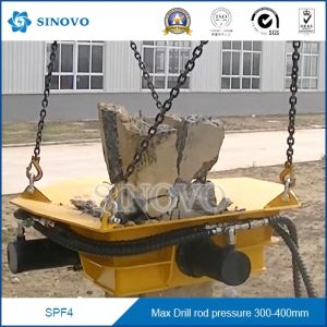 Model SPF4 Square Concrete Pile Breaker Hydraulic With Five Patented Technologies pictures & photos