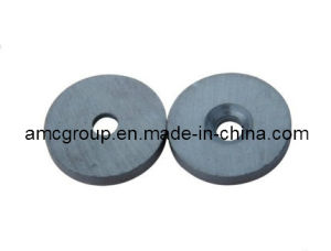 FM-26 Ring Ferrite Magnet with Holes From China Amc pictures & photos