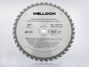 T. C. T Saw Blades for Wood Cutting (01DY-106)