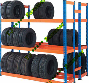 Display Truck Tire Rack pictures & photos