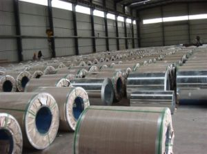 Hot-DIP Z40--Z275 Galvanized Steel Coils Gi pictures & photos