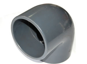 PVC Drainage Pipe Fitting Elbow Mould pictures & photos