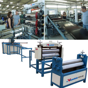 PE Electro Fusion Tape Making Line pictures & photos