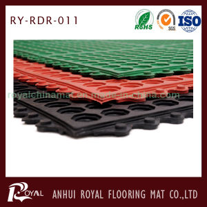 High Quality Anti Slip Factory Used Rubber Mat