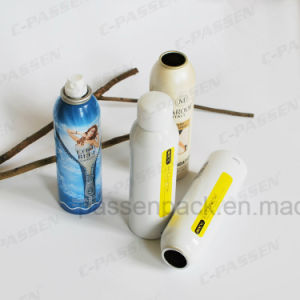 Aluminum Spray Can for Body Fragrance Perfume Aerosol (PPC-AAC-019) pictures & photos