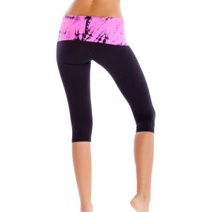 Wholesale Fitness Yoga Pants, Custom Colorful Yoga Pants pictures & photos