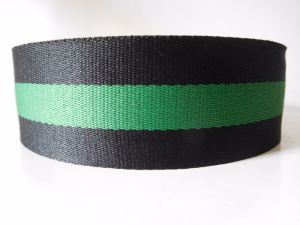 50mm Secondary Color Polyester Webbing for Garments and Handbags pictures & photos