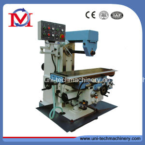 Rotary Worktable Horizontal Milling Machine pictures & photos